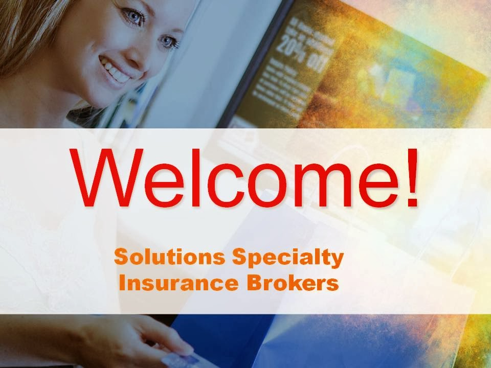 Solutions Specialty Insurance Brokers | insurance agency | 4445 Slauson Ave, Maywood, CA 90270, USA | 3237710777 OR +1 323-771-0777