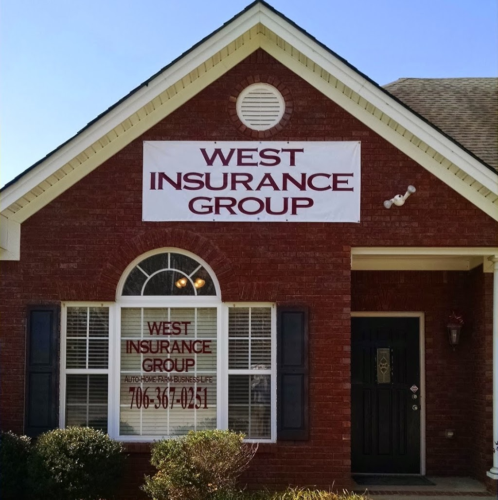 West Insurance Group | insurance agency | 43 Hill Top Dr, Jefferson, GA 30549, USA | 7063670251 OR +1 706-367-0251