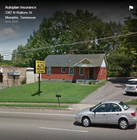 Autoplan Auto Insurance | insurance agency | 3310 N Watkins St, Memphis, TN 38127, USA | 9013578888 OR +1 901-357-8888