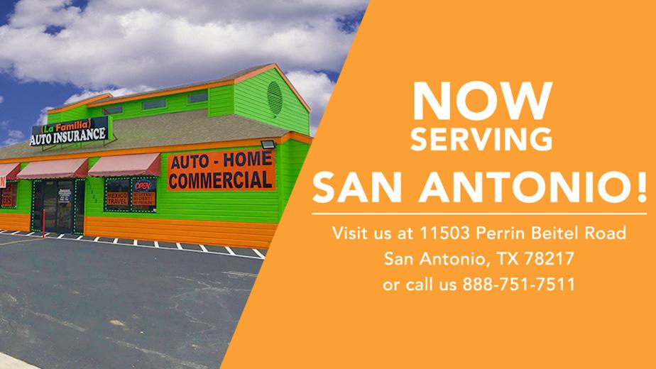 La Familia Auto Insurance   insurance agency   4245 E Berry St, Fort Worth, TX 76105, USA   8175051048 OR +1 817-505-1048