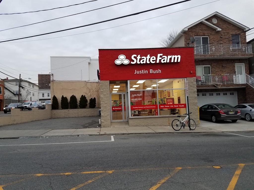 Justin Bush - State Farm Insurance Agent   insurance agency   6136 Washington St, West New York, NJ 07093, USA   2018695400 OR +1 201-869-5400
