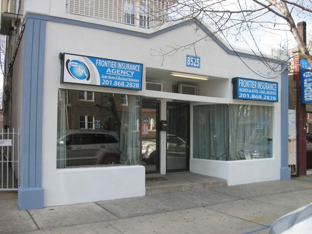 Frontier Insurance Agency | insurance agency | 8525 John F. Kennedy Blvd, North Bergen, NJ 07047, USA | 2018682828 OR +1 201-868-2828