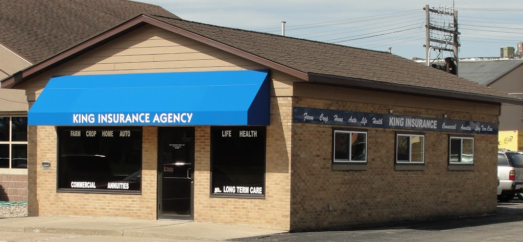 King Insurance | insurance agency | 117 Harth Ave N, Madison, SD 57042, USA | 6054270641 OR +1 605-427-0641