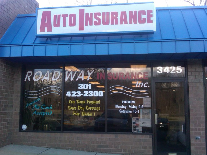 Roadway Insurance - Temple Hills | insurance agency | 3425 Branch Ave, Temple Hills, MD 20748, USA | 3014232300 OR +1 301-423-2300