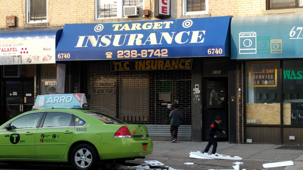 TARGET BROKERAGE CORP. | insurance agency | 6734 5th Ave, Brooklyn, NY 11220, USA | 7182388742 OR +1 718-238-8742