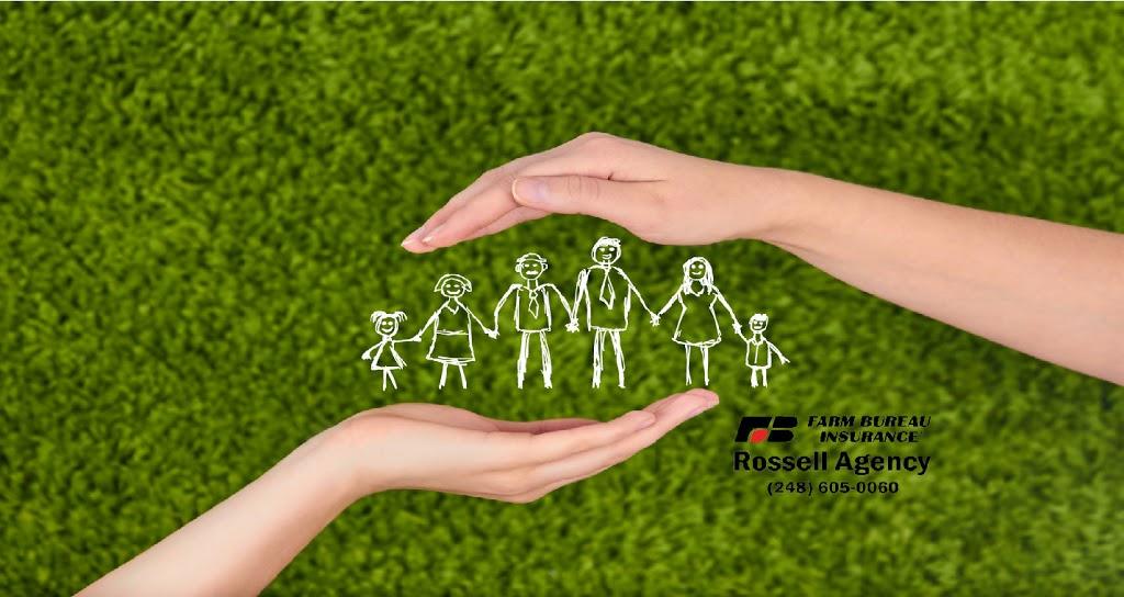 Farm Bureau Insurance - Rossell Agency | insurance agency | 7300 Dixie Hwy #700, Village of Clarkston, MI 48346, USA | 2486050060 OR +1 248-605-0060