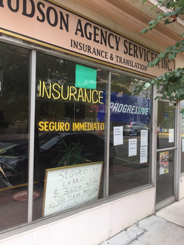 Hudson Agency Services   insurance agency   1301 Summit Ave # A, Union City, NJ 07087, USA   2015530053 OR +1 201-553-0053