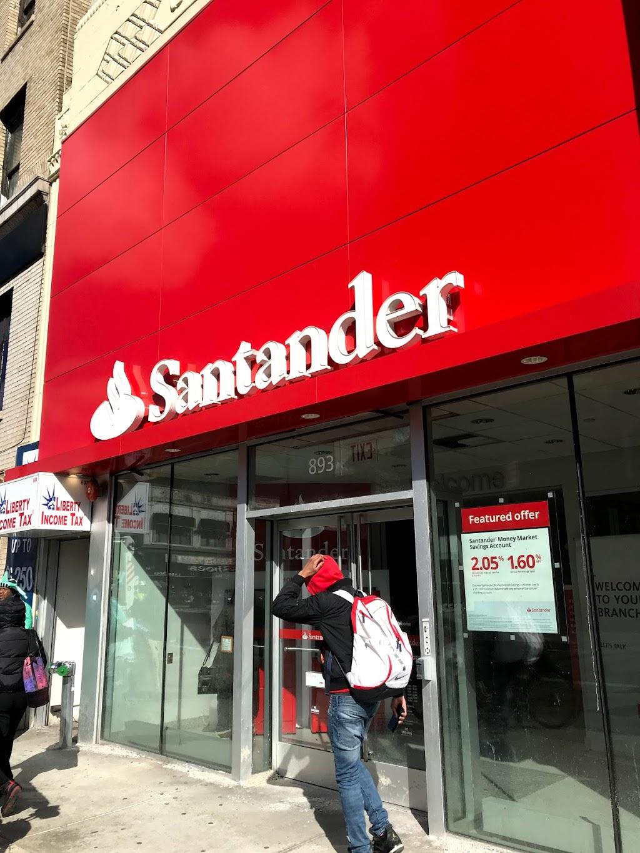 Santander Bank   insurance agency   893 Flatbush Ave, Brooklyn, NY 11226, USA   7186372082 OR +1 718-637-2082
