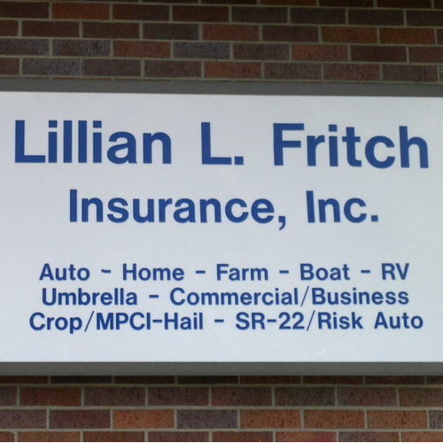 Fritch Insurance Inc. | insurance agency | 104 N 24th St, Beatrice, NE 68310, USA | 4022233312 OR +1 402-223-3312