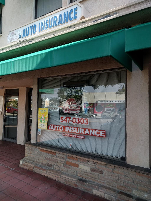 Calwide Insurance Brokers   insurance agency   414 N Glendale Ave, Glendale, CA 91206, USA   8185470303 OR +1 818-547-0303