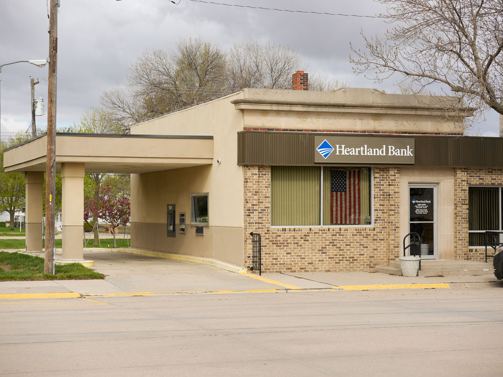 Heartland Bank | insurance agency | 245 Washington Ave, Grafton, NE 68365, USA | 4022827212 OR +1 402-282-7212