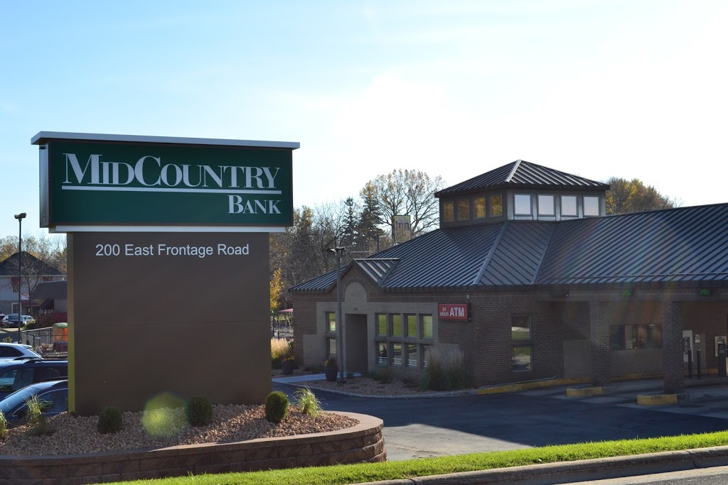 MidCountry Bank | insurance agency | 200 E Frontage Rd, Waconia, MN 55387, USA | 9524422141 OR +1 952-442-2141