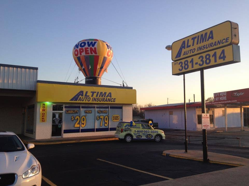 Altima Auto Insurance | insurance agency | 4451 River Oaks Blvd, Fort Worth, TX 76114, USA | 8173813814 OR +1 817-381-3814