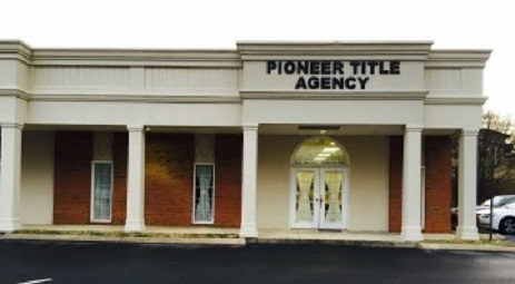 Pioneer Title Agency, Inc. | insurance agency | 518 Georgia Ave Suite 201, Chattanooga, TN 37403, USA | 4237568221 OR +1 423-756-8221