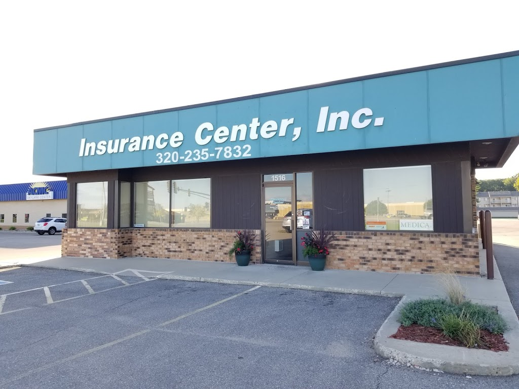 Insurance Center | insurance agency | 1516 1st St S, Willmar, MN 56201, USA | 3202357832 OR +1 320-235-7832