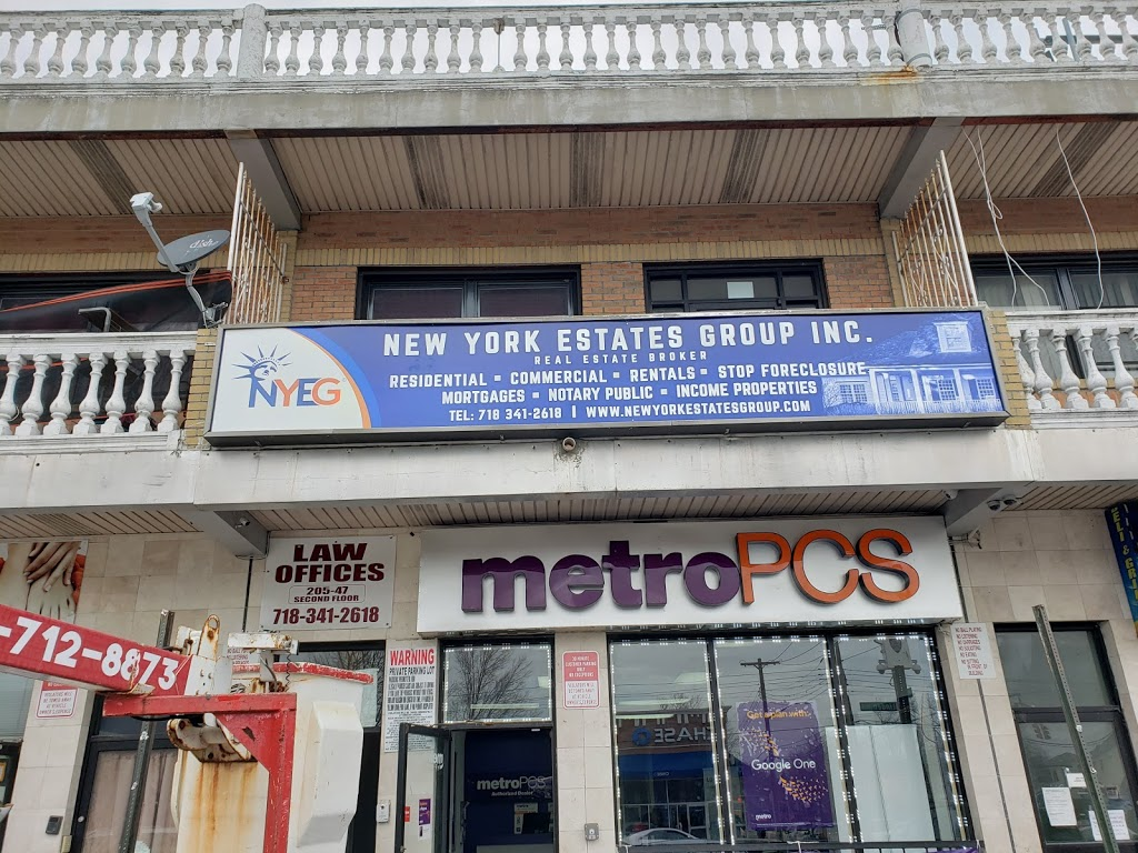 New York Estates Realty   insurance agency   205-47 Linden Blvd, St. Albans, NY 11412, USA   7183412618 OR +1 718-341-2618