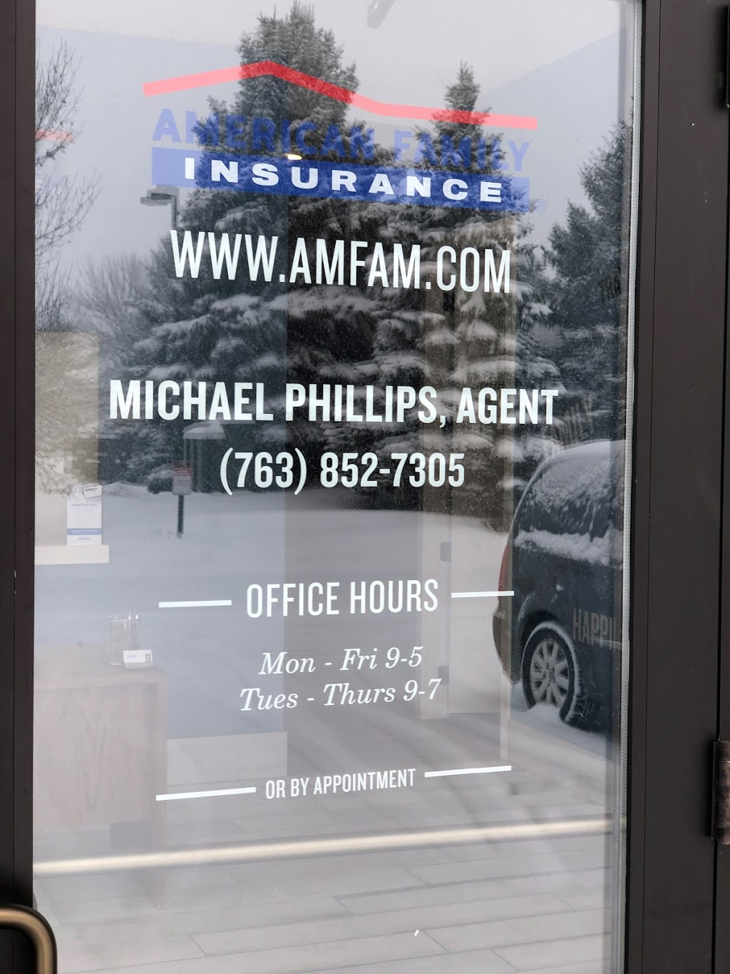 American Family Insurance - Michael Phillips | insurance agency | 6250 Douglas Ct N, Champlin, MN 55316, USA | 7638527305 OR +1 763-852-7305