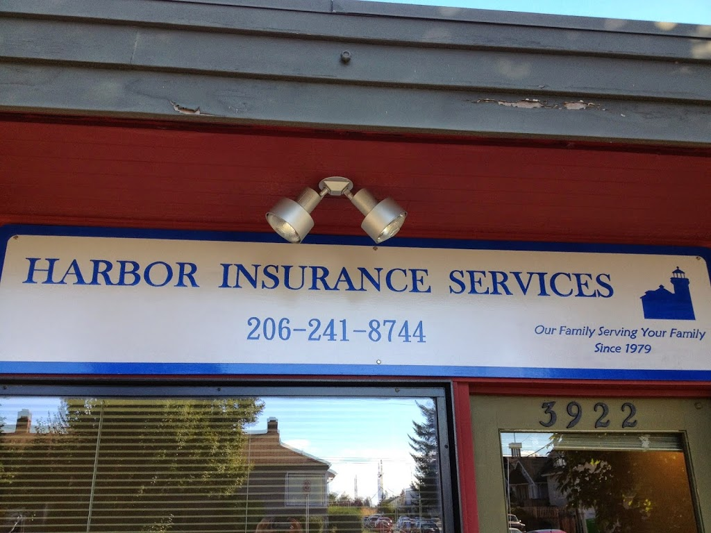 West Seattle Insurance - Harbor Insurance Services | insurance agency | 3922 California Ave SW, Seattle, WA 98116, USA | 2062418744 OR +1 206-241-8744