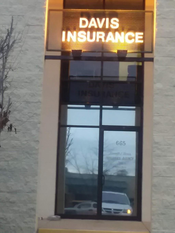 Davis Insurance Agency | insurance agency | 665 Berkmar Ct, Charlottesville, VA 22901, USA | 4349784930 OR +1 434-978-4930