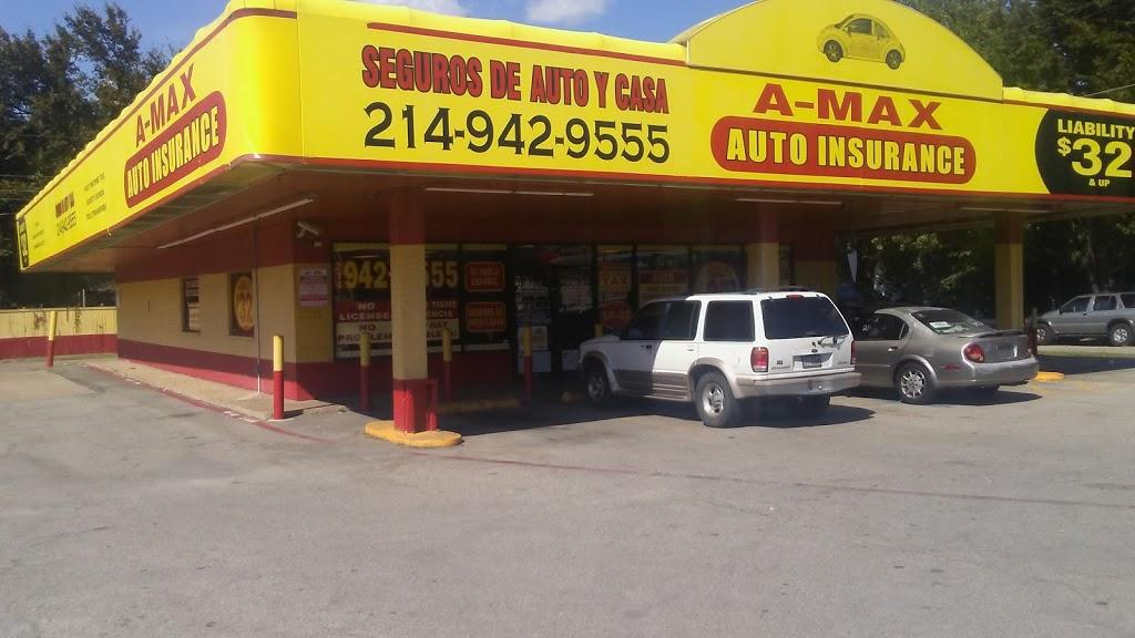 A-MAX Auto Insurance | insurance agency | 207 W Illinois Ave, Dallas, TX 75224, USA | 2149429555 OR +1 214-942-9555