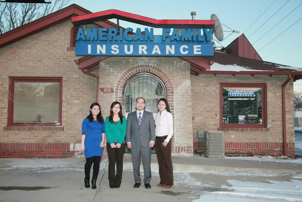 American Family Insurance - John Vu | insurance agency | 690 S Federal Blvd, Denver, CO 80219, USA | 3039759999 OR +1 303-975-9999