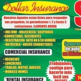 Dollar Insurance | insurance agency | 253 N 4th St, San Jose, CA 95112, USA | 4088824000 OR +1 408-882-4000