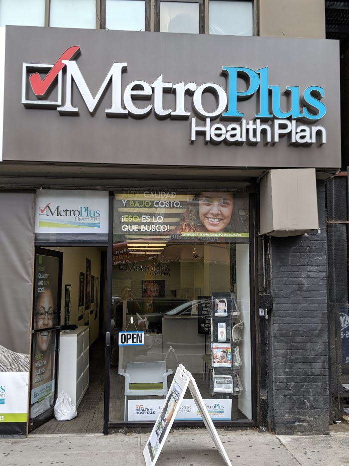 MetroPlus Health Plan | insurance agency | 959 Southern Blvd, The Bronx, NY 10459, USA | 3323239210 OR +1 332-323-9210