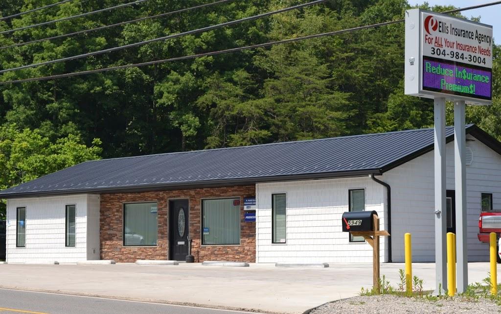 Ellis Insurance Agency | insurance agency | 5949 Sissonville Dr, Charleston, WV 25312, USA | 3049843004 OR +1 304-984-3004