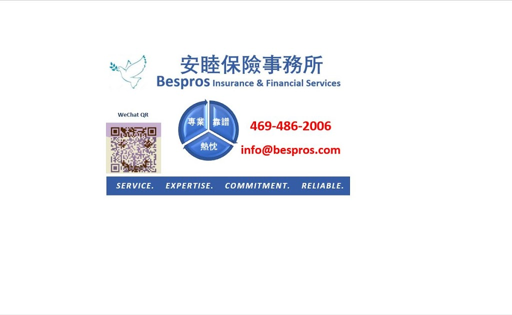 BESPROS Insurance and Financial Services LLC - Insurance