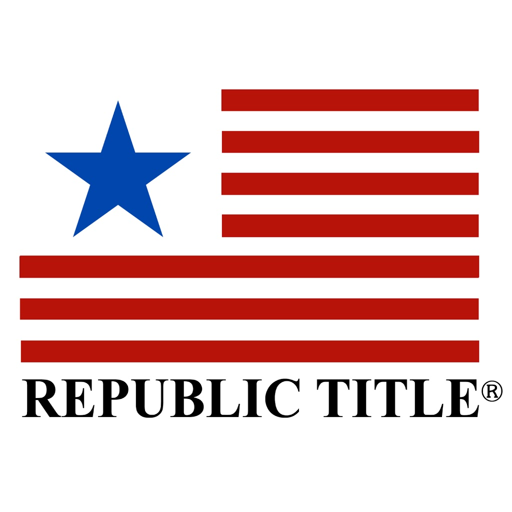 Republic Title of Texas, Inc. | insurance agency | 170 N Preston Rd #50, Prosper, TX 75078, USA | 4692962930 OR +1 469-296-2930