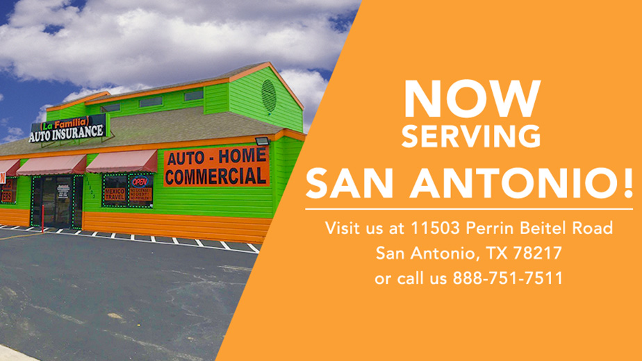 La Familia Auto Insurance | insurance agency | 3709 E Rosedale St, Fort Worth, TX 76105, USA | 9725447045 OR +1 972-544-7045