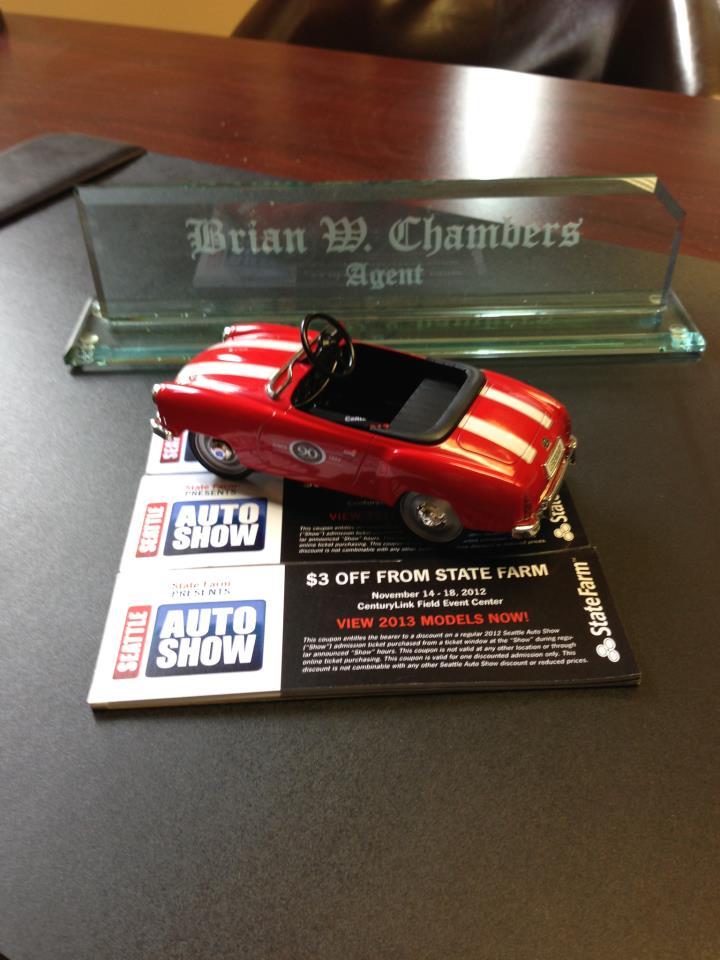 Brian Chambers - State Farm Insurance Agent   insurance agency   1500 W Dravus St, Seattle, WA 98119, USA   2062853003 OR +1 206-285-3003