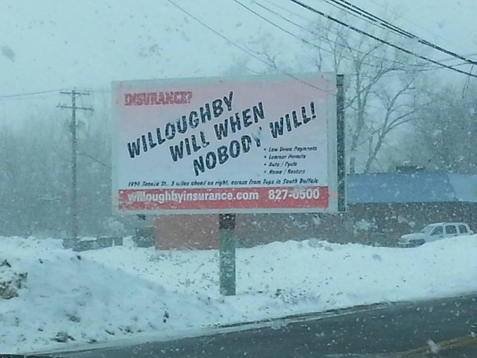 Willoughby Insurance | insurance agency | 1923 Seneca St, Buffalo, NY 14210, USA | 7168270500 OR +1 716-827-0500