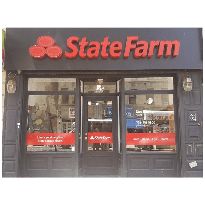 Gus Simeon - State Farm Insurance Agent | insurance agency | 854 Nostrand Ave, Brooklyn, NY 11225, USA | 7184515800 OR +1 718-451-5800