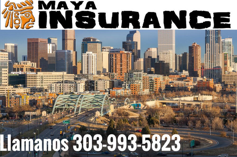 Maya Insurance Group | insurance agency | 4283 W Florida Ave, Denver, CO 80219, USA | 3039935823 OR +1 303-993-5823