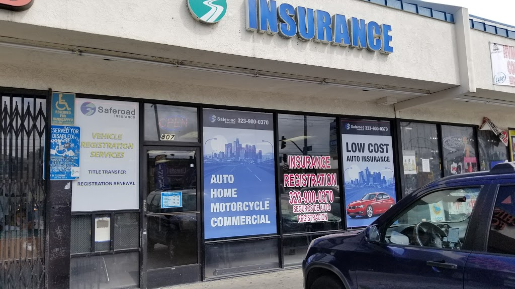 Saferoad Insurance Services - Auto & Home Insurance | insurance agency | 807 W Vernon Ave, Los Angeles, CA 90037, USA | 3239000370 OR +1 323-900-0370
