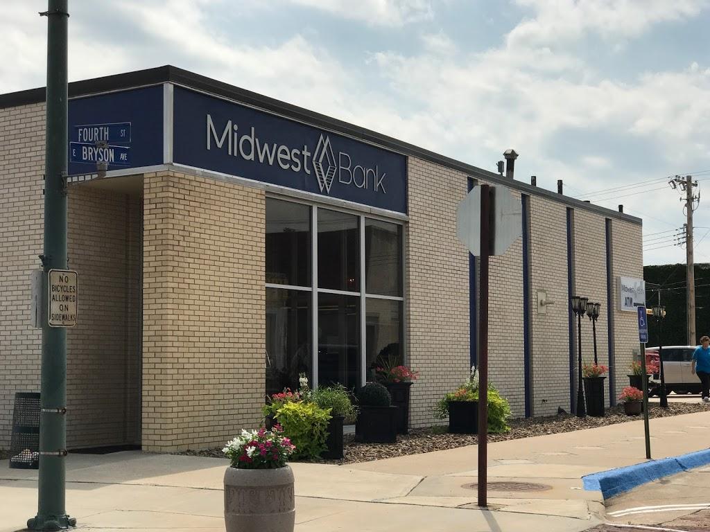 Midwest Bank   insurance agency   701 4th St, Deshler, NE 68340, USA   4023657211 OR +1 402-365-7211