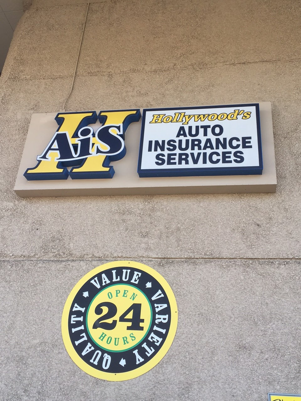 Hollywoods AIS | insurance agency | 5420 Sunset Blvd, Los Angeles, CA 90027, USA | 3234605100 OR +1 323-460-5100