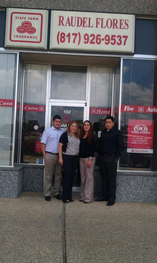 Raudel Flores - State Farm Insurance Agent | insurance agency | 4200 South Fwy #102, Fort Worth, TX 76115, USA | 8179269537 OR +1 817-926-9537