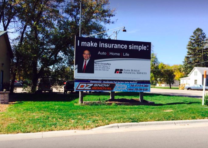 Farm Bureau Financial Services: Kevin Christoffers | insurance agency | 112 N Sibley Ave Ste 1, Litchfield, MN 55355, USA | 3205930601 OR +1 320-593-0601