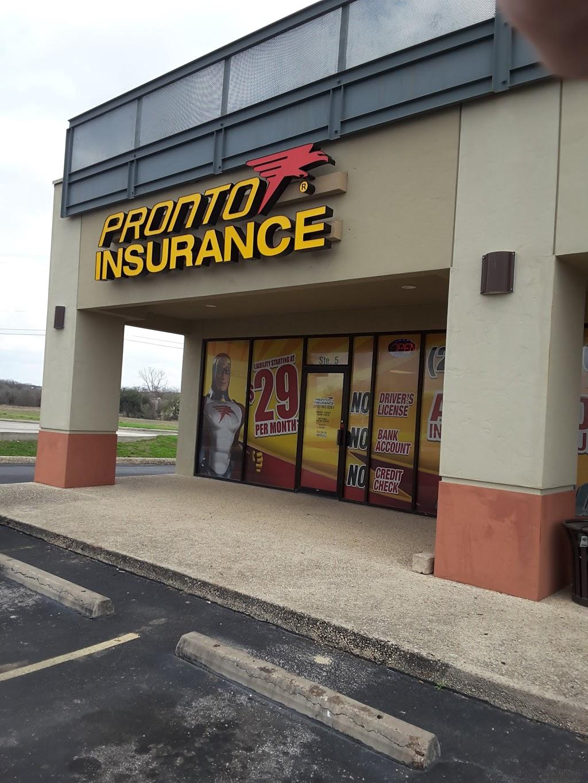 Pronto Insurance Insurance agency | 9160 FM78 Suite #5