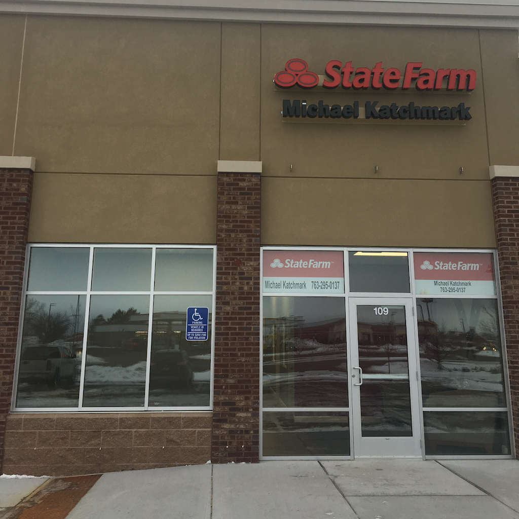 Michael Katchmark - State Farm Insurance Agent | insurance agency | 1113 Cedar St S, Ste 109, Monticello, MN 55362, USA | 7632950137 OR +1 763-295-0137