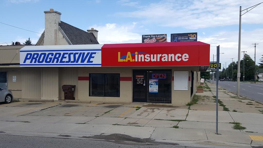 LA Insurance | insurance agency | 926 W Saginaw St, Lansing, MI 48915, USA | 5173672222 OR +1 517-367-2222