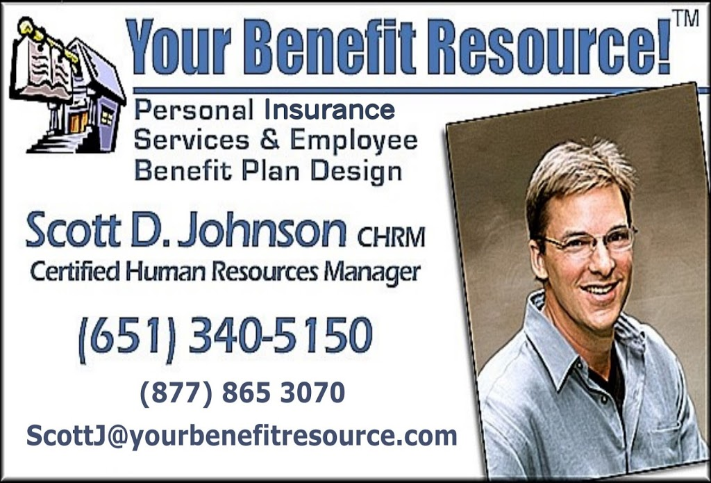 Your Benefit Resource! LLC   insurance agency   4745 Narvik Dr, Eagan, MN 55122, USA   6513405150 OR +1 651-340-5150