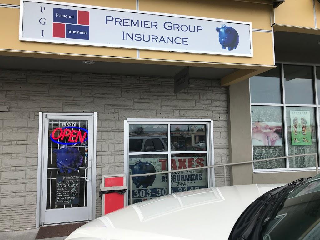 Premier Group Insurance/ Trejo Esparza LLC | insurance agency | 1087 S Federal Blvd, Denver, CO 80219, USA | 3033093140 OR +1 303-309-3140