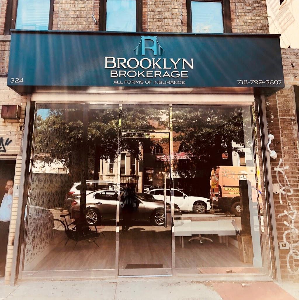 Brooklyn Brokerage, Inc. | insurance agency | 324 Troy Ave, Brooklyn, NY 11213, USA | 7187995607 OR +1 718-799-5607