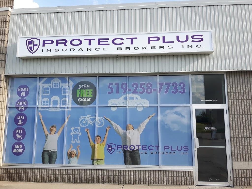 Protect Plus Insurance Brokers Inc. | 13013 Tecumseh Rd E ...