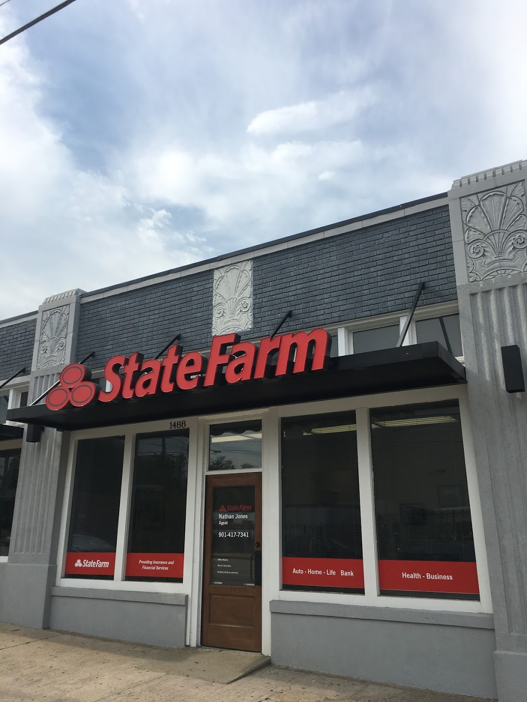 Nathan Jones - State Farm Insurance Agent | insurance agency | 1488 Madison Ave, Memphis, TN 38104, USA | 9014177341 OR +1 901-417-7341