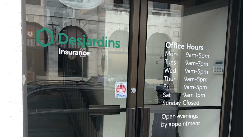 Michael Lee Desjardins Insurance Agent | insurance agency | 261 Ontario St, Kingston, ON K7K 2X5, Canada | 6135442222 OR +1 613-544-2222