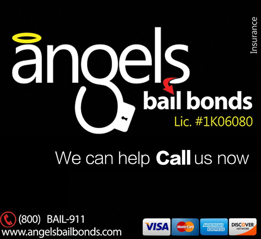 Angels Bail Bonds Los Angeles | insurance agency | 334 S Main St #9601, Los Angeles, CA 90013, USA | 2138140524 OR +1 213-814-0524